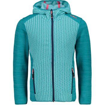 Girl Jacket Fix Hood printed