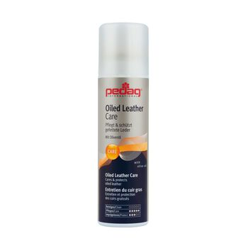 Oiled Leather Care
