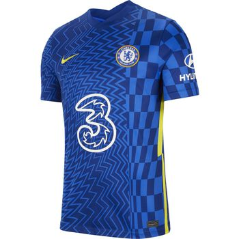 Chelsea FC 2021/22 Stadium Home Mens Soccer Jersey