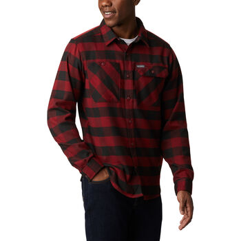 Elements stretch Flannel