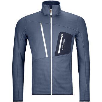 Fleece Grid Jacket M