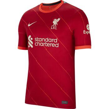Liverpool FC 2021/22 Stadium Home Mens Soccer Jersey