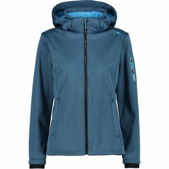 Woman Jacket Zip Hood