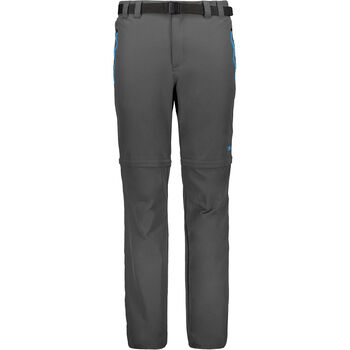 Man Long Pant Zip Off