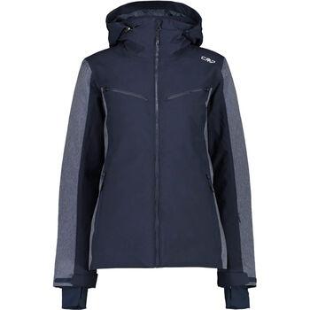 Woman Jacket Zip Hood Softshell
