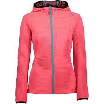 Women Jacket Zip Hood