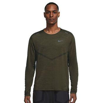 Dri-FIT Techknit Ultra Mens Long-Sleeve Running Top