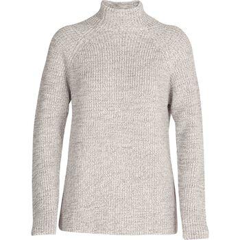 W Hillok Funnel Neck Sweater