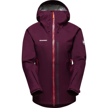 Crater HS Hooded Jkt W