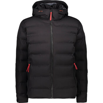 Man Mid Jacket Fix Hood
