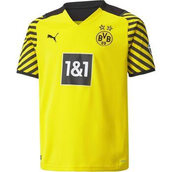 Borussia Dortmund BVB HOME Shirt Replica SS JR