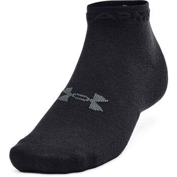 UA Essntl Low Cut Socks 3Pack