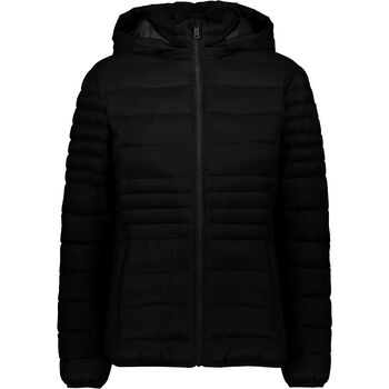 Woman Jacket Snaps Hood