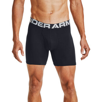 UA Charged Cotton 6in 3Pack