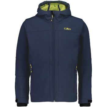 Boy Softshell Jkt Fix Hood