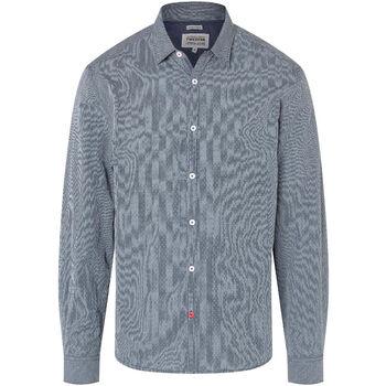 Striped Jaquard Shirt