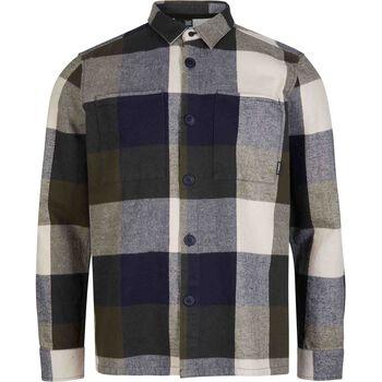 Utility Flannel Check Shirt