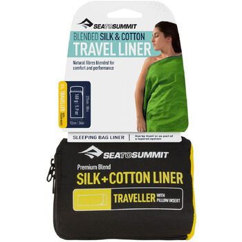 Silk/Cotton Liner Traveller