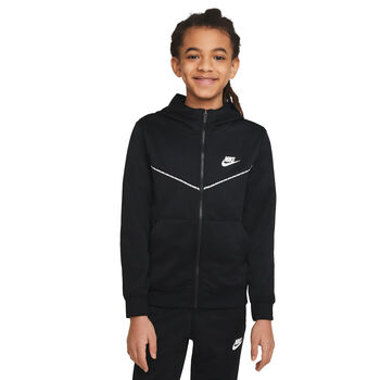 JR Sportswear Big Kids (Boys) Full-Zip Hoodie