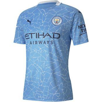 Manchester City MCFC HOME Shirt Replica SS