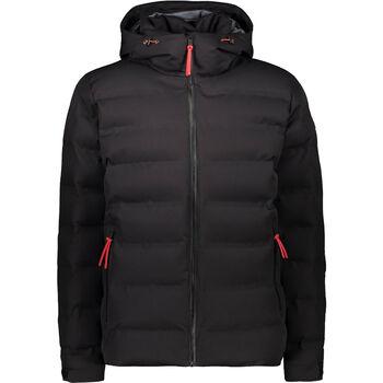Man Mid Jacket Fix Hood