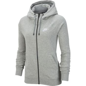 WMNS Sportswear Essential HOODED FULL ZIP LS TOP