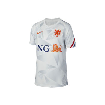 Holland KNVB Y NK DRY TOP SS PM
