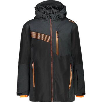 Kid Long Jacket Fix Hood