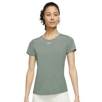 WMNS Dri-FIT One Womens Slim Fit Short-Sleeve Top