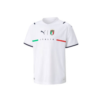 Italien FIGC AWAY SHIRT REPLICA JR