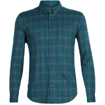 Compass Flannel LS