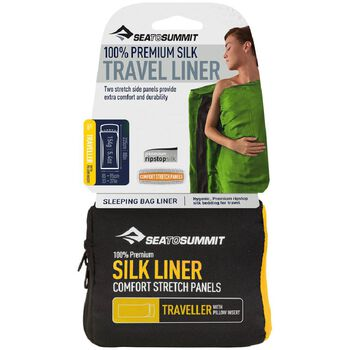 Silk Liner Stretch Traveller