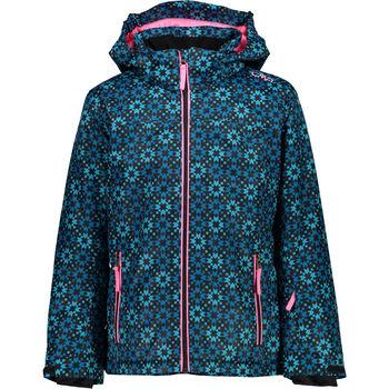 Girl Jacket Snaps Hood