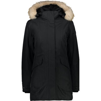 Woman Parka Zip Hood