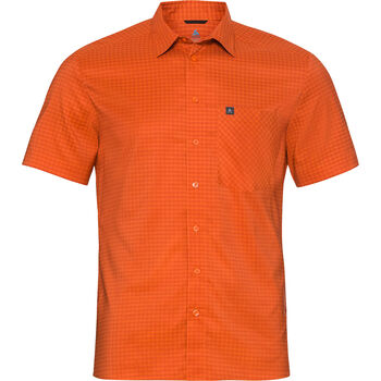 M Nikko Check Shirt s/s