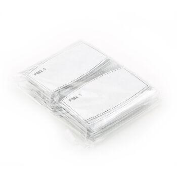 Wechselfilter 100er Pack für P.A.C. Masken