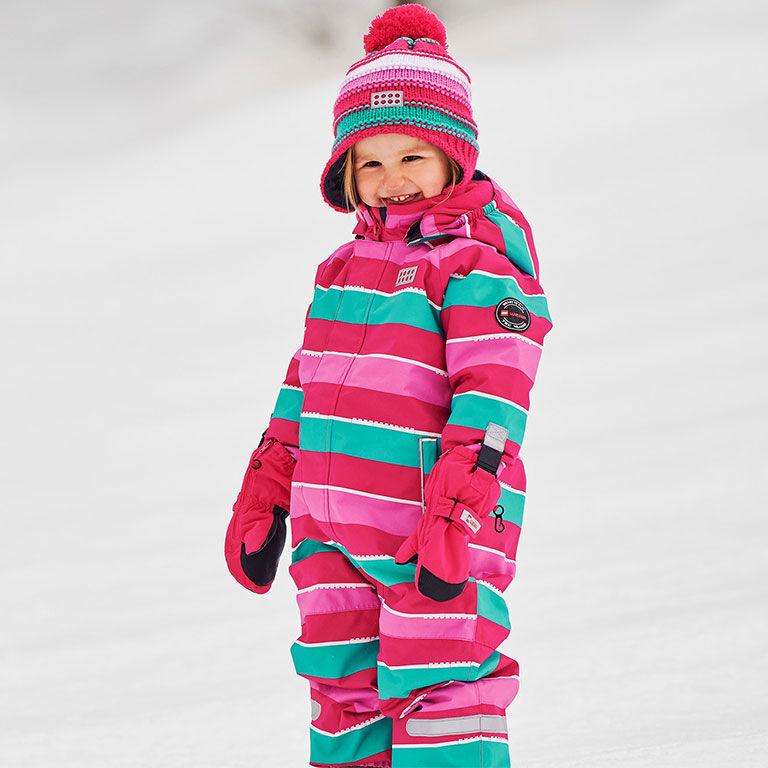 Skibekleidung Kinder