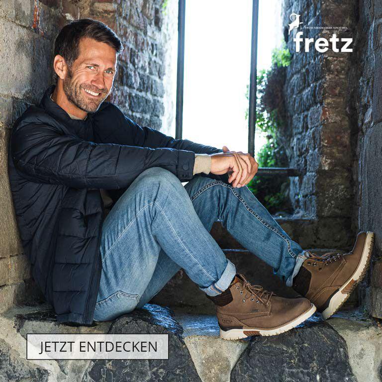 Fretz-Neuheiten von Berger Schuhe & Sport