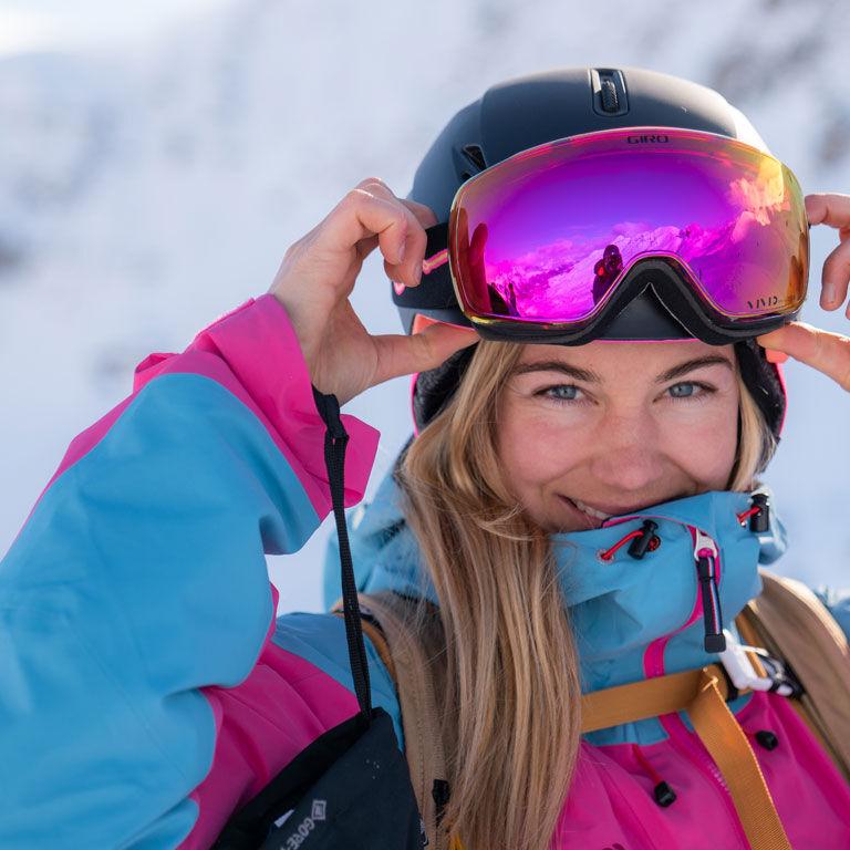Skihelme für Damen