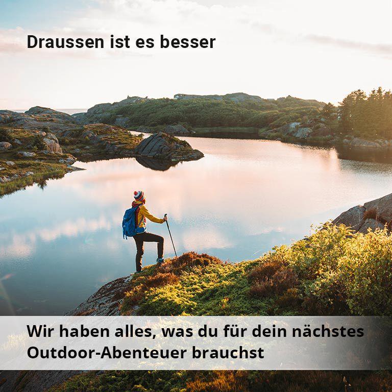 Outdoor-Produkte von Berger Schuhe & Sport