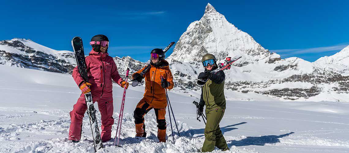 Verkaufsberatung Ski und Skischuhe