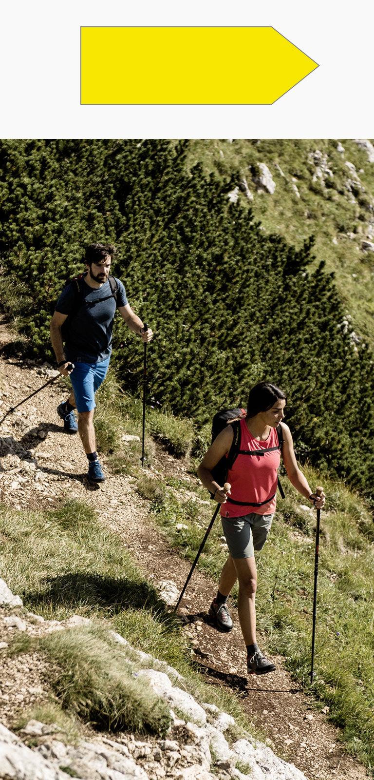 Hikingschuhe Herren