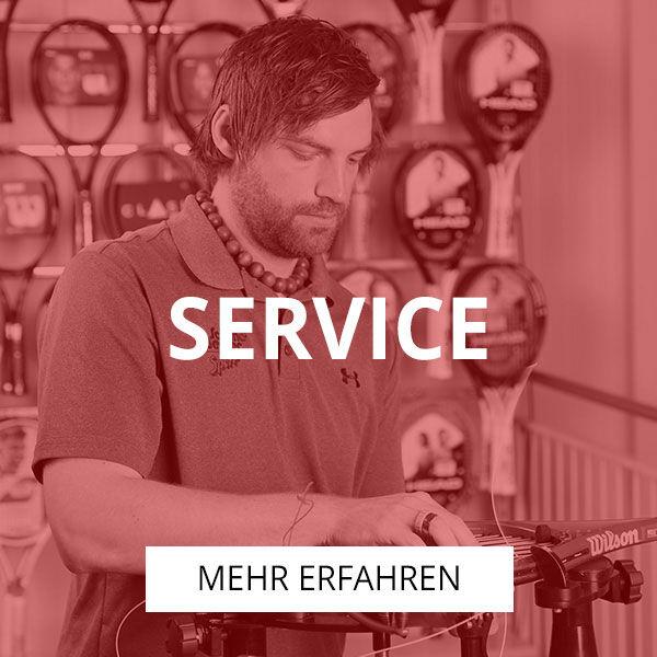 Service bei Berger Schuhe & Sport