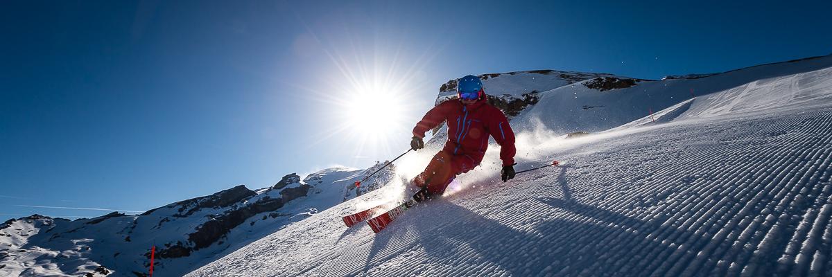 Alles zum Skifahren